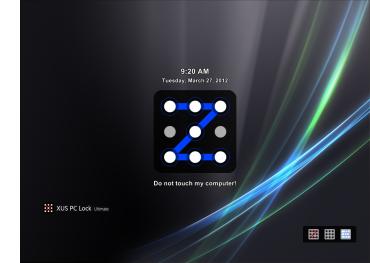 XUS PC Lock