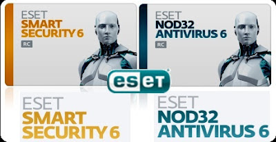 Download ESET Smart Security 6 dan NOD32 AntiVirus 6 RC