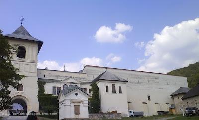 Hurezi Monastery, Oltenia, Romania, main entrance