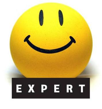 how to become an expert researcher