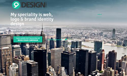 Urban Landscapes in Website Designs