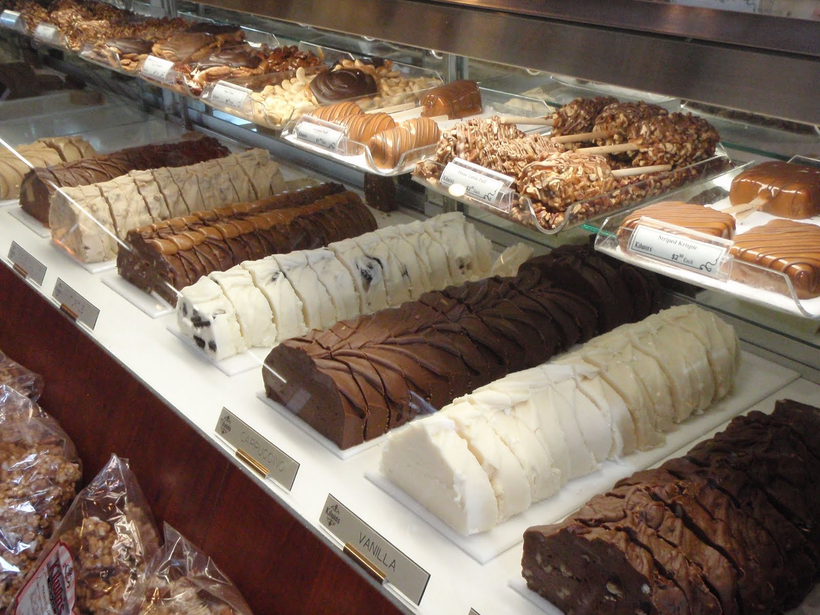 Notes from a Mom in Chapel Hill (A Guide): Kilwin's Chocolate ...