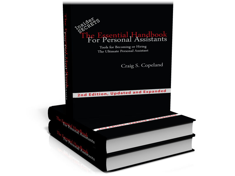 The Personal Assistant's Handbook