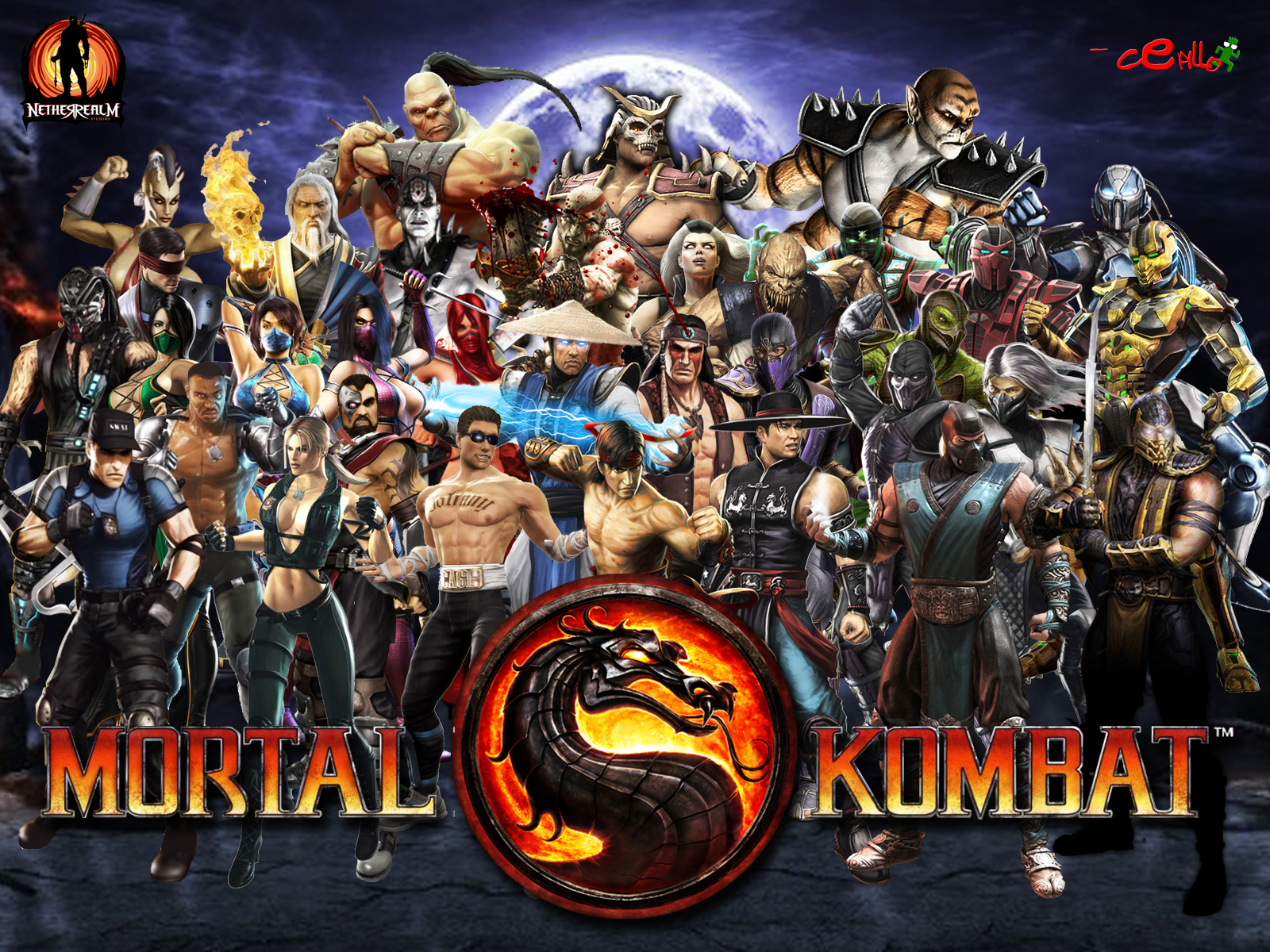 Mortal bet at home Interactive Entertainment AG adresse Kombat 9 Characters