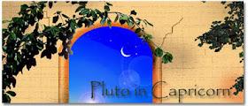 Ο Πλούτωνας στον Αιγόκερω από τον Πέρρη Κρητικό