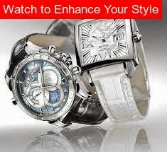Watch to Enhance Your Style