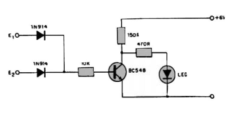 Circuito Nor : Solidworks diseÑo y proyectos circuito puerta nor