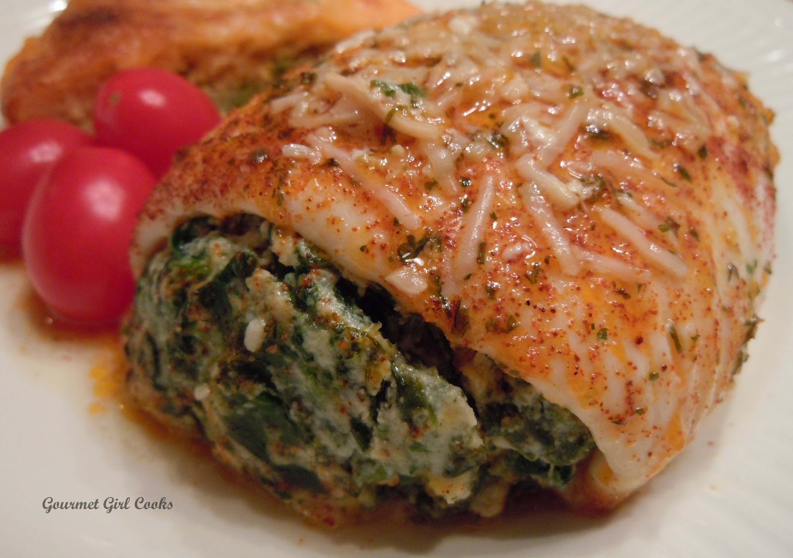 Spinach and Flounder Bake Spinach and Flounder Bake new picture