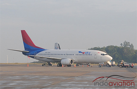 Sky Aviation 737-300