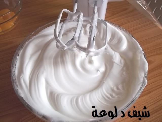 9 الكيكه الاسفنجيه للشيف دلوعه