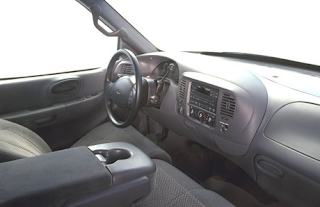 2000 Ford F-150 Interior