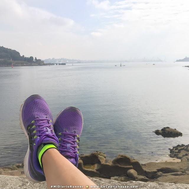 Nike Vomero 9, Mi Diario Runner, La Caprichossa, blog de moda, running