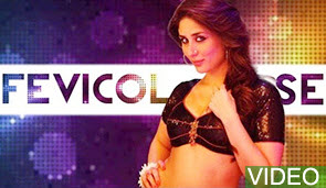 Video : Fevicol Se - Feat. Kareena Kapoor