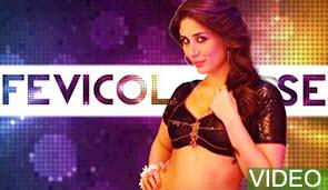 Video : Fevicol Se - Feat. Kareena Kapoor
