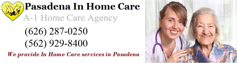 Pasadena In Home Care