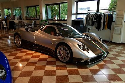 """CAR: Pagani Zonda """"La Nonna"""" - A Million Kilometres Young, Automotifblog.com"""
