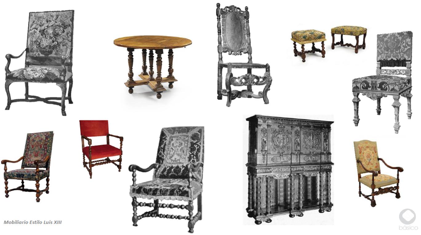 Luis xiii historia del mueble for Historia del mueble pdf