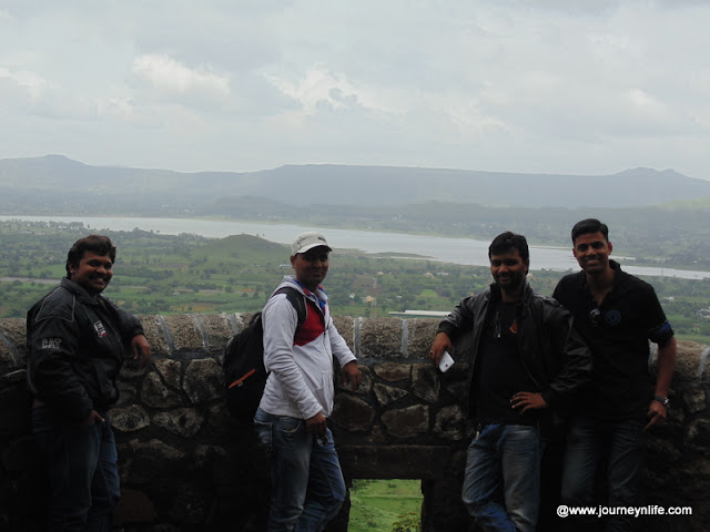 Shivneri fort - Birth place of Shijavi Maharaj near Pune