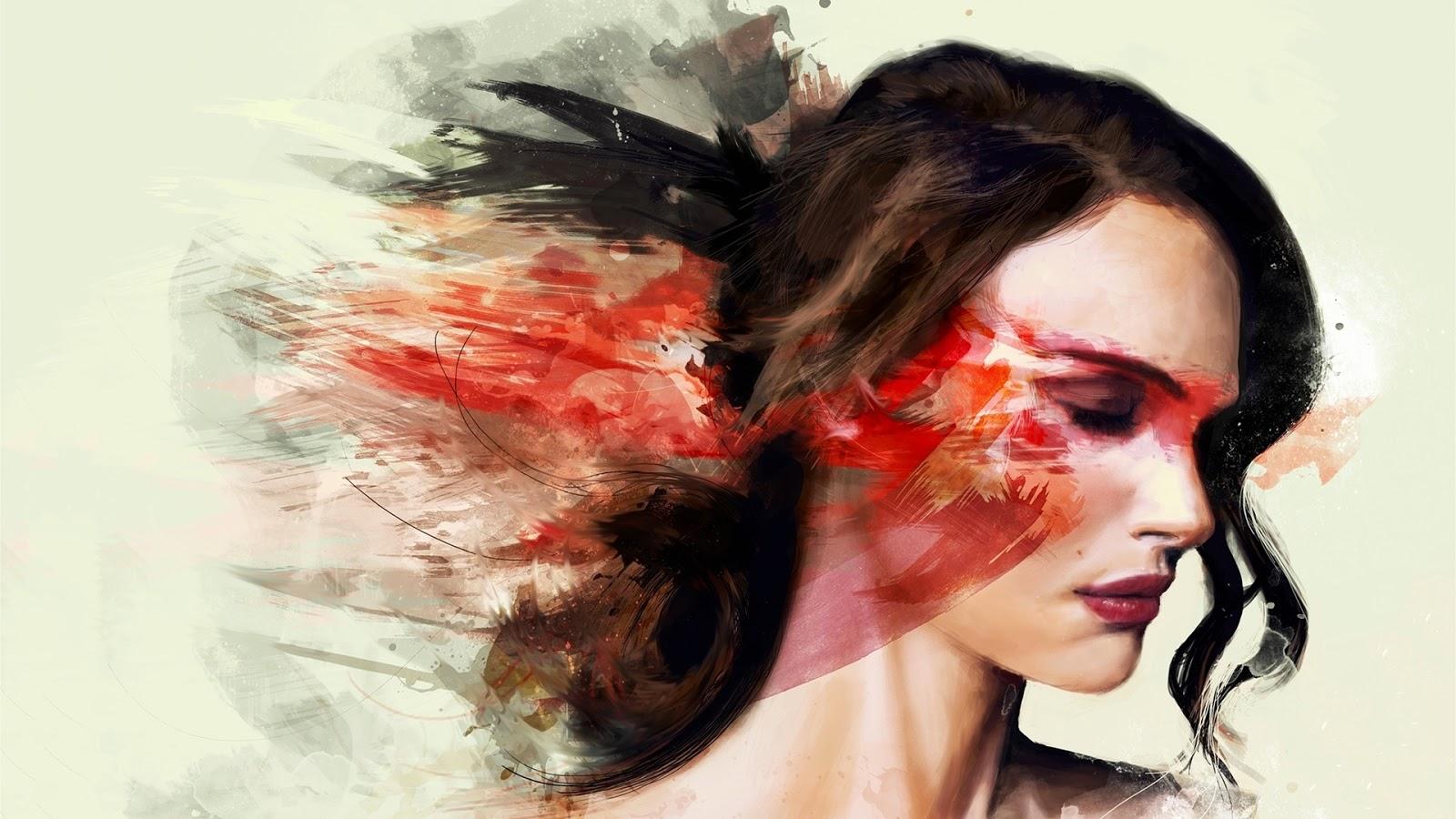 Natalie Portman Full HD Wallpaper