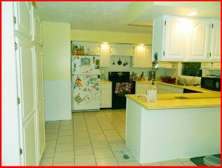 Hiasan Dalaman Dapur Rumah Teres Kecil
