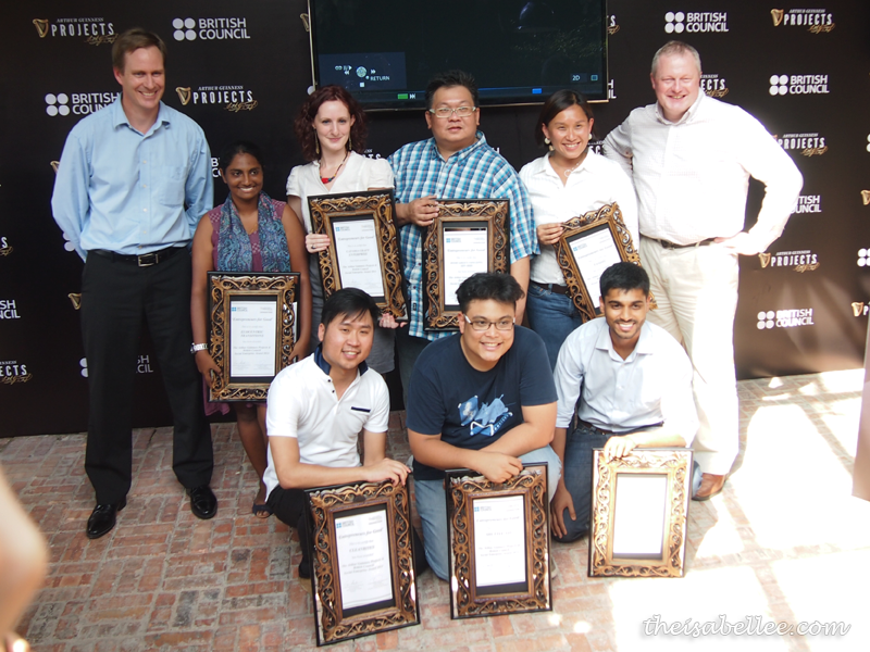 Winners of Entrepreneurs for Good 2014