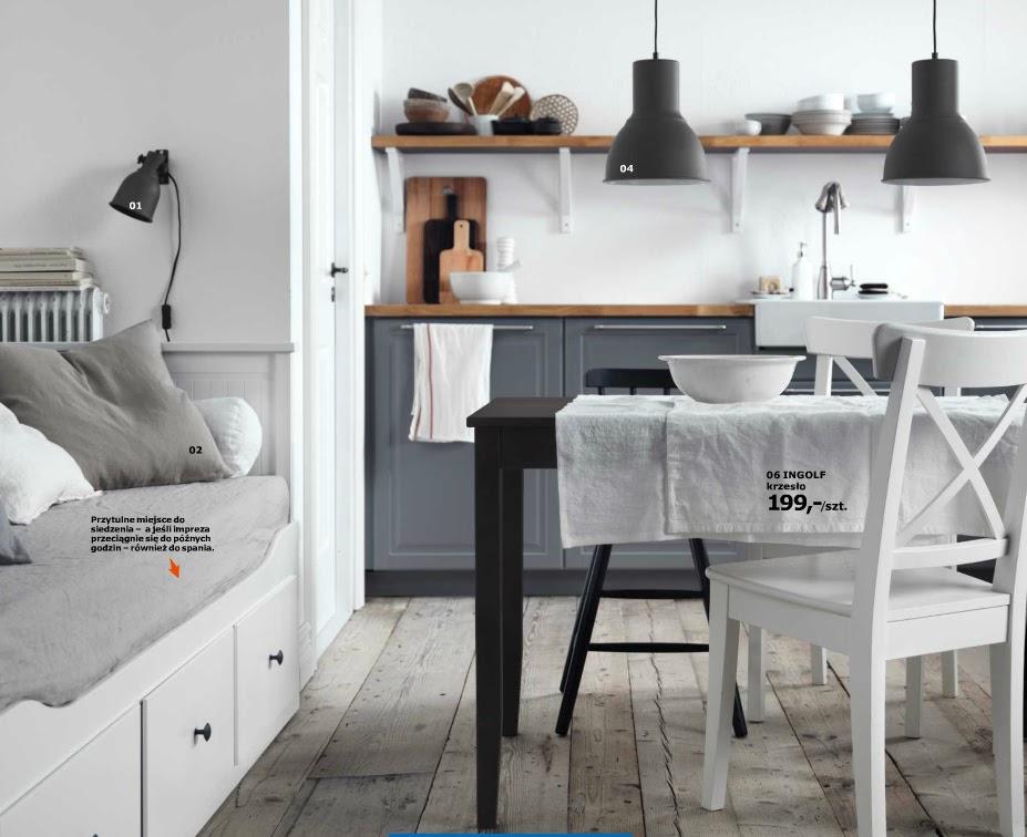 magia domu katalog ikea 2016. Black Bedroom Furniture Sets. Home Design Ideas