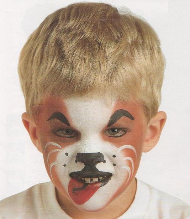 Pinturas de cara para ni os imagui - Pinturas de cara para ninos ...