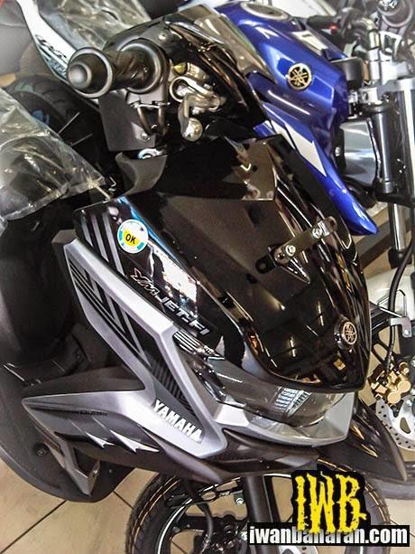 Foto Yamaha Xeon GT 125