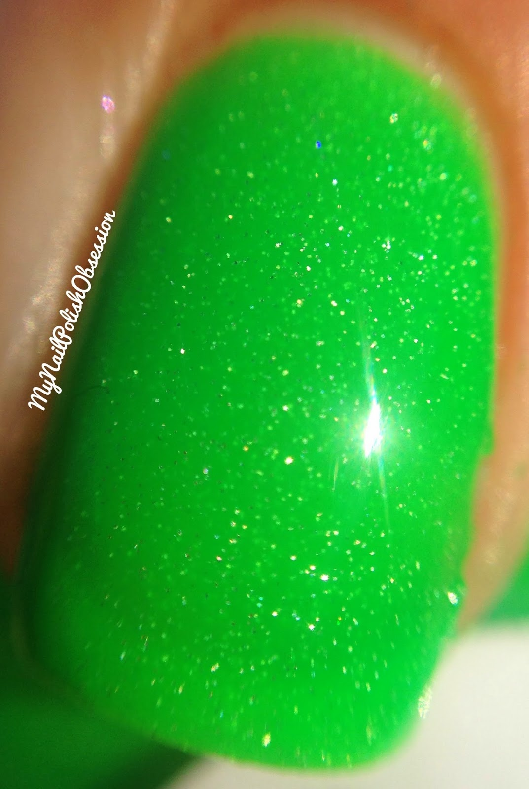 The Nail Junkie Apple