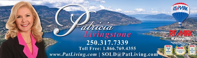 Kelowna Real Estate Patricia Livingstone Re/max