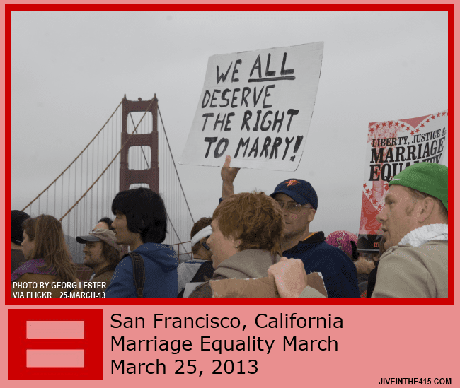 Gay marriage in san francisco ca