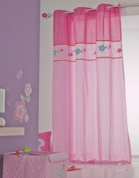 Cortinas para habitaciones del bebé | El costurero de Stella