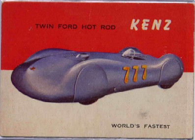 Twin Engine Ford Kenz