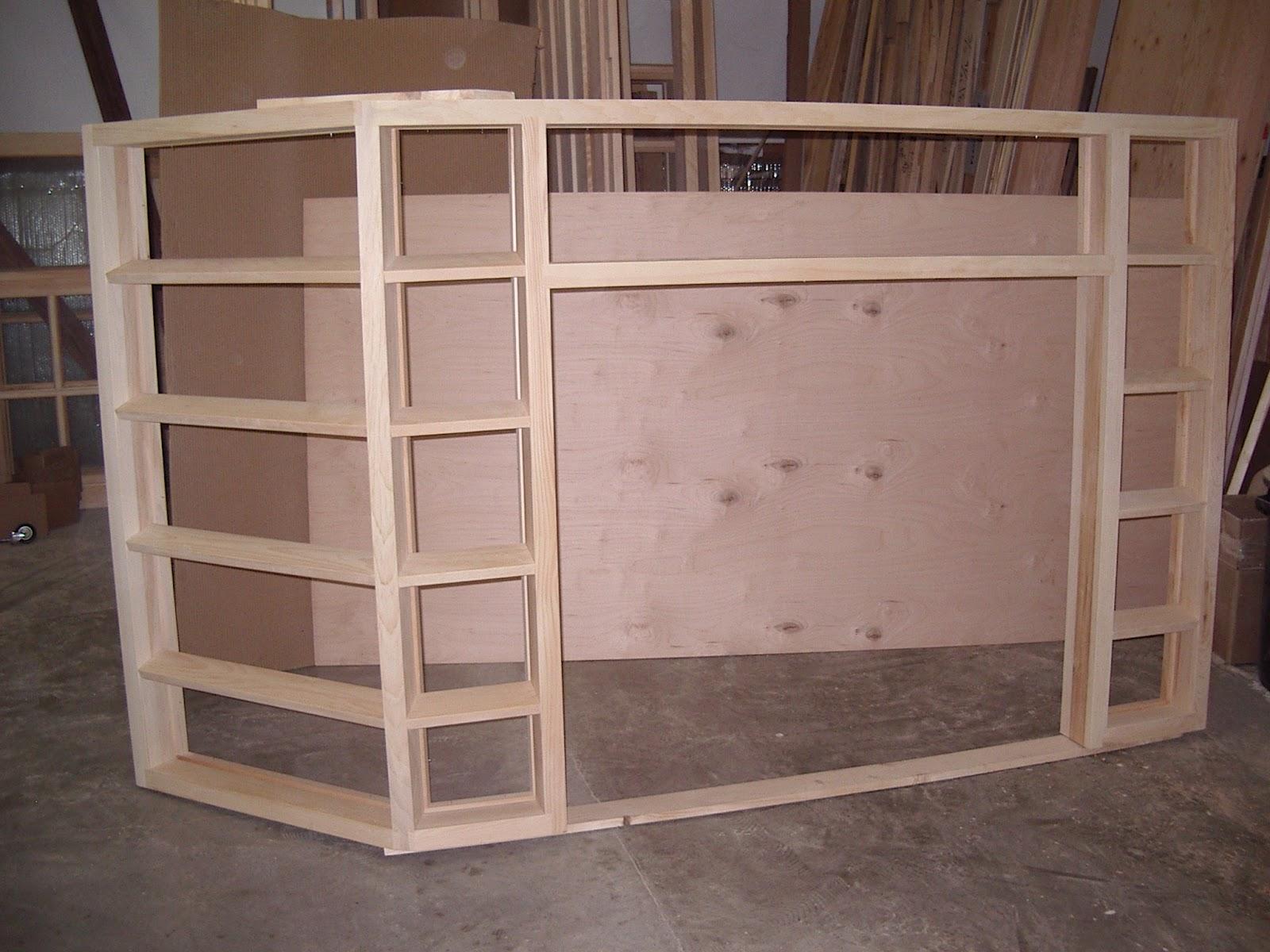 Menuiserie StMéthode Cadre de porte en bois