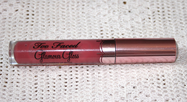 Too Faced Glamour Gloss Volumizing Lip Gloss in This is Pretty