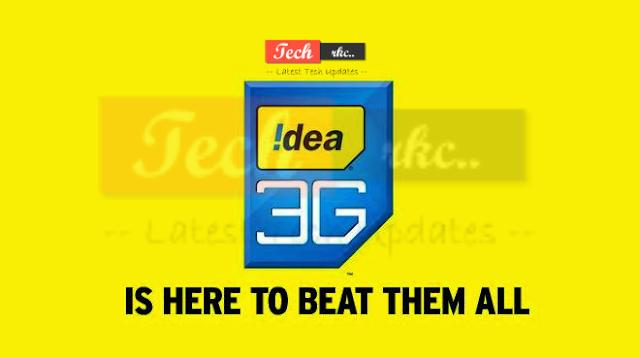 IDEA High Speed 3G UDP VPN Trick July 2015