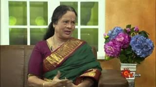 Virundhinar Pakkam – Sun TV Show 02-12-2013 CID Sakunthala Actress