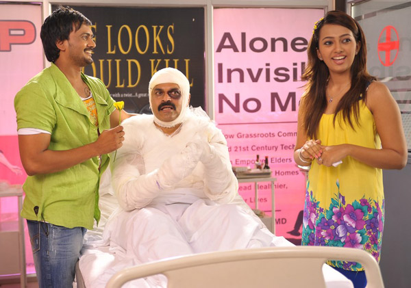 teja 1000 abaddalu movie working stills7