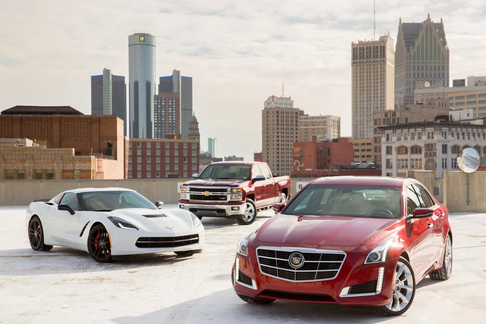 General Motors Nominated for North American Car & Truck of the Year