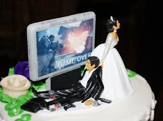 homens fogem casamento
