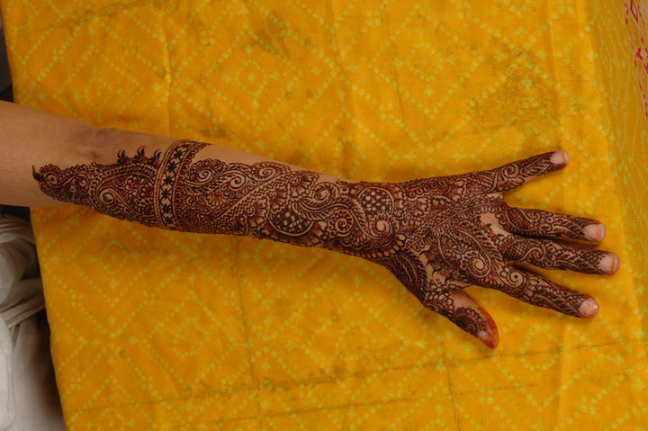 following are the typical indian bridal mehndi designs for this wedding season of 2010 11 all the designs have good work and beautiful theme and use of
