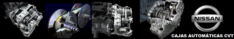 Caja Automática Nissan