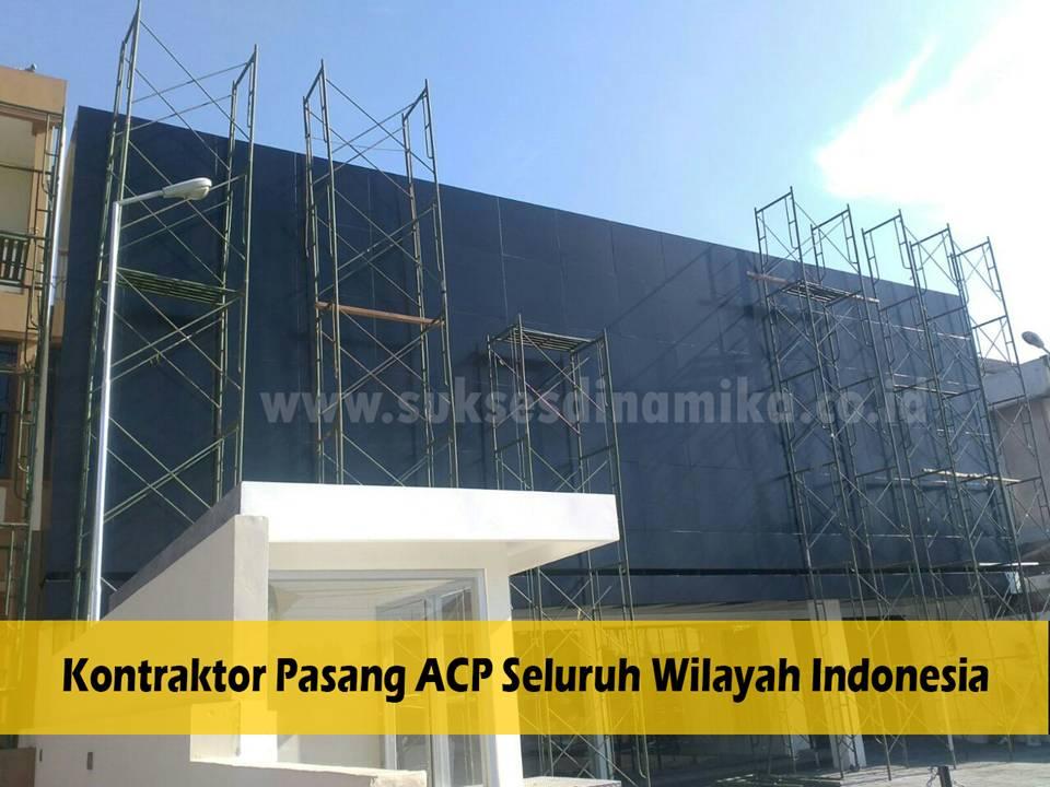 Jual Alumunium Composite Panel (ACP) Luminate Kirim ke Ngawi