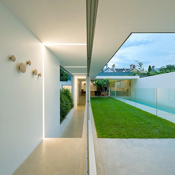 Casas minimalistas y modernas nuevos patios modernos - Patios de casas modernas ...