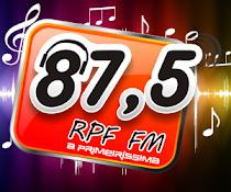 RPF FM 87,5 A PRIMEIRÍSSIMA
