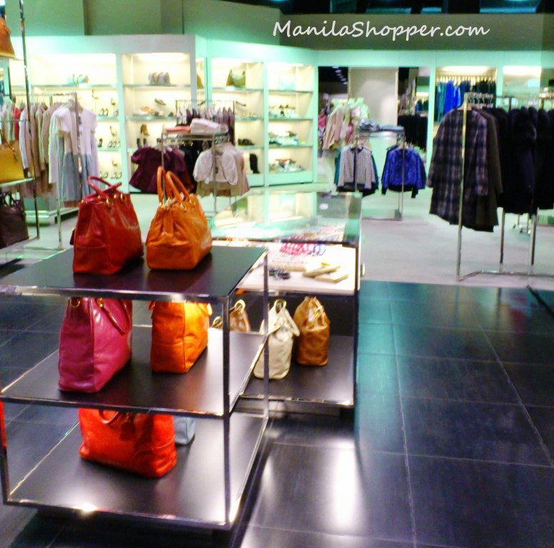 prada chain crossbody wallet - Manila Shopper: Prada Outlet Store at Space Outlet Marina Square ...