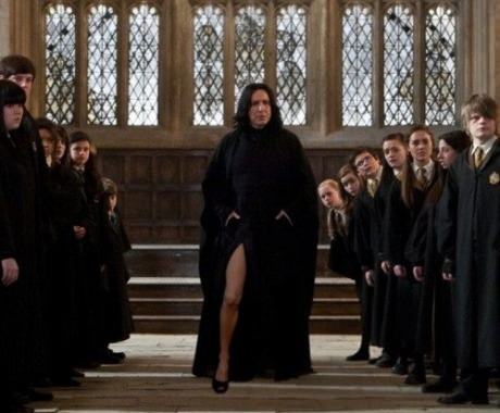 funny picture Severus harry potter