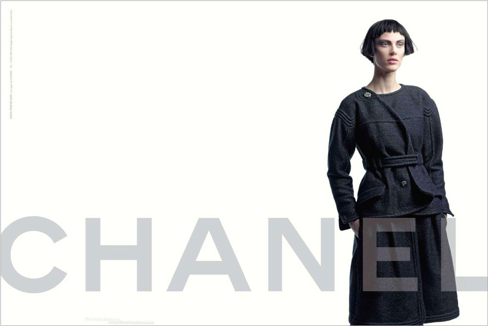 Chanel Fall/Winter 2012/13 (photography: Karl Lagerfeld)