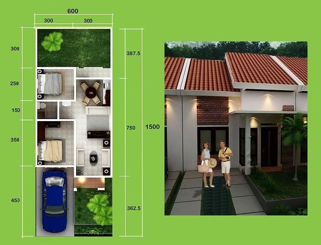 model dan denah rumah minimalis 2013 model rumah modern