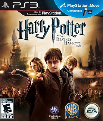 Harry Potter e i Doni della Morte - Parte 2  PS3